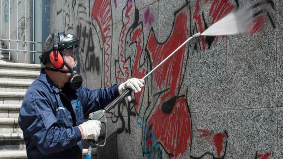 Limpiezas de graffitis